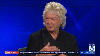 Watch John Lodges interview from KTLA 5 as he talks about Days