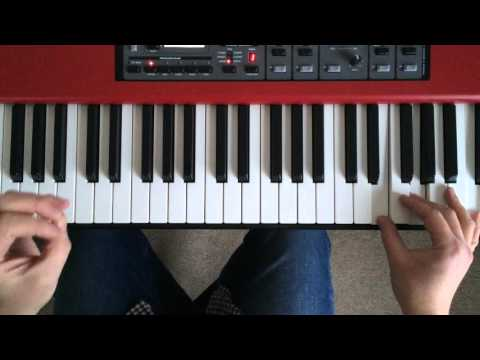 Improve your piano skills with broken chord exercises