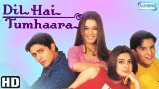 Dil Hai Tumhara {HD} - Arjun Rampal - Preity Zinta - Mahima Chaudhary - (With Eng Subtitles)