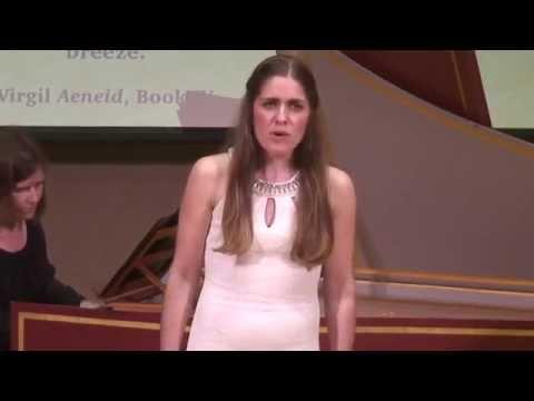 Vagaus' final aria from Vivaldi's oratorio Juditha Triumphans