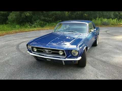 Download 1967 Ford Mustang Coupe Fully Restored HD Mp4 3GP Video and MP3