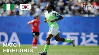 Nigeria v Korea Republic – FIFA Women's World Cup France 2019