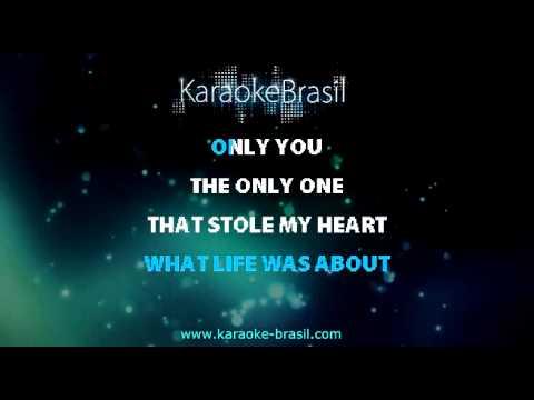 KBR  Lionel Richie - The Only One - Karaokê