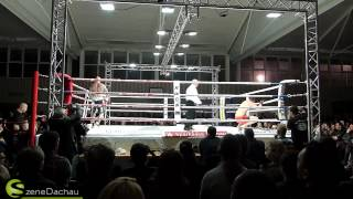 preview picture of video 'Toby Huber Vs. Muhamed Mahmic @Szene Dachau'