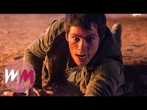 Top 10 Differences Between The Maze Runner Books & Movies