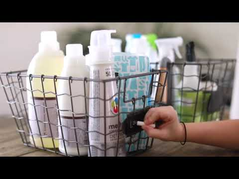 12 Laundry organization ideas