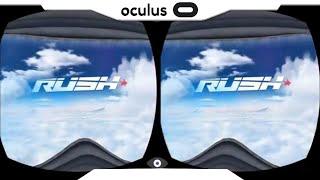 SBS 1080p► Rush VR • Samsung Gear VR 2018