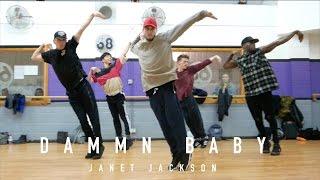 Tobias Ellehammer Choreography / Dammn Baby - Janet Jackson