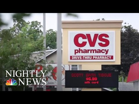 CVS To Sell CBD-Infused Products | NBC Nightly News
