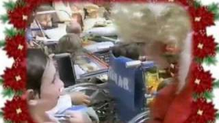 Christmasvideo Dolly Parton Kenny Rogers part 3-I Believe in Santa Claus.