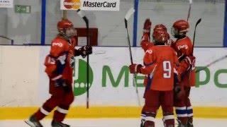 Локомотив - Химик (4:0); 3й период. Детский хоккей (2003 г.р.)