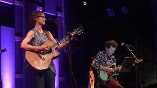 "Jonatha Brooke ""Because I Told You So"" live at World Cafe Live Philadelphia 6-14-2018"