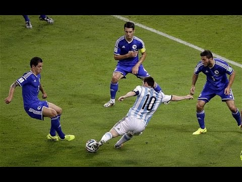 SECRET trick Leo Messi practice develop soft touch SKILLS Soccer football ball control & Dribbling