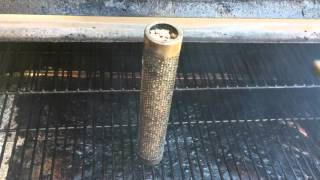 "Amazen 12"" Pellet Tube Smoker - Quick and Dirty Review"