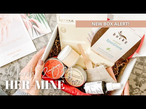 HER-MINE Unboxing March 2021