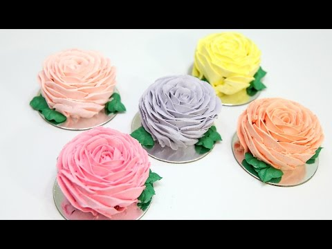 Download MINI Rose FLOWER Cakes HD Mp4 3GP Video and MP3
