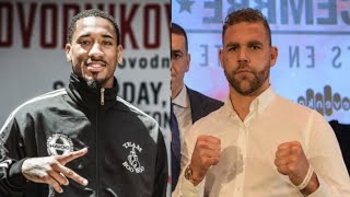 EDDIE HEARN TO SIGN ANDRADE, TO ALLOW DUCK  B.J. SAUNDERS | Kholo.pk