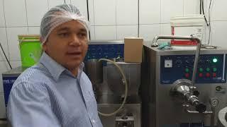 Visita fábrica de sorvetes ( QUERO + )
