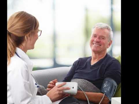 Gewicht und der Druck des Blutdrucks