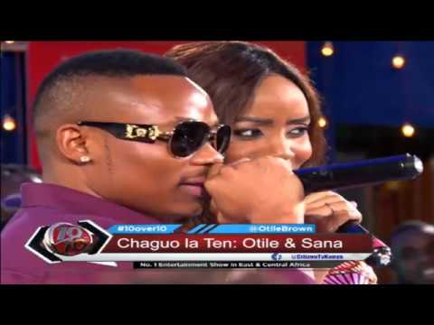 Download What is this Love? Otile Brown, Sanaipei opens up about 'Chaguo La Moyo' #10Over10 HD Mp4 3GP Video and MP3