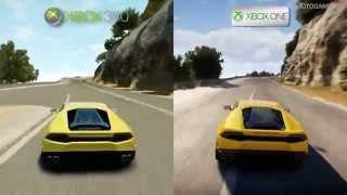 Forza Horizon 2 - Xbox 360 vs Xbox One - Graphics Comparison