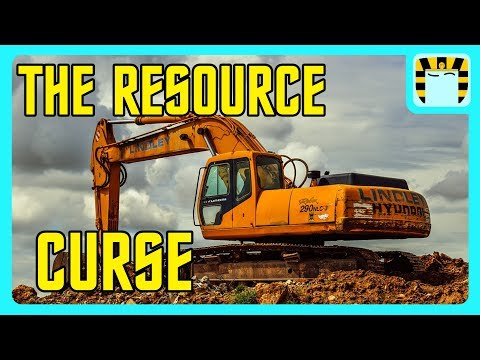 The Resource Curse - How Being Rich Can Make You Poor