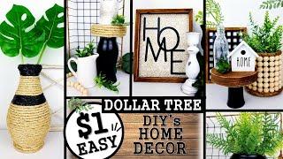 4 NEW DOLLAR TREE DIYS | $1 DIY HOME DECOR IDEAS 2020 | Anthropologie Inspired
