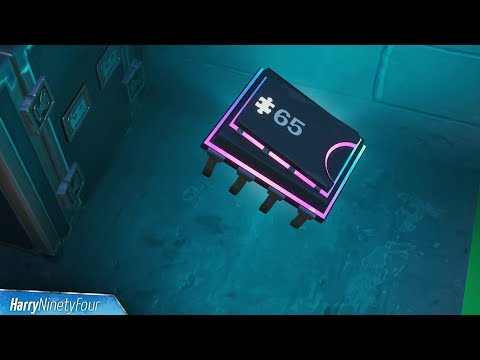 Fortbyte #65: Found in a Basement Budget Movie Set - Fortnite