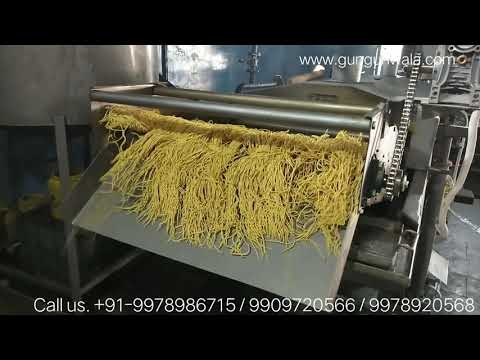 Continuous Namkeen Fryer with Wooden Heat Exchanger