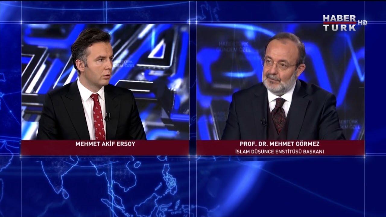 Prof. Dr. Mehmet Görmez, son günlerde tartışılan Tarihselcilik hakkında ne dedi?