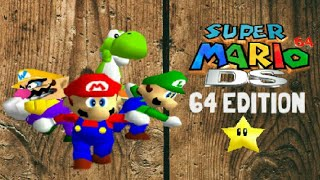 Super Mario 64 DS (64 Edition)