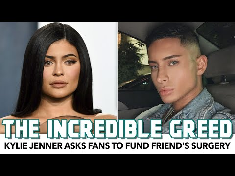 Ultra-Wealthy Kylie Jenner Asks Fans To Fund Friend's Surgery