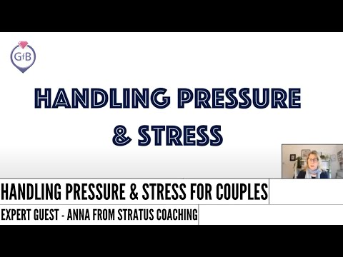 , title : 'Handling Pressure and Stress - For Wedding Couples