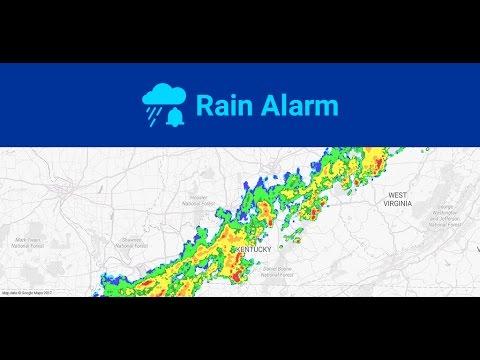 Video of Rain Alarm