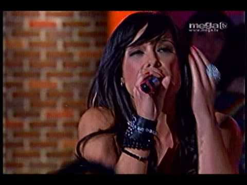 "Laura Cozar cantando ""Por que vine a fijarme en ti"""