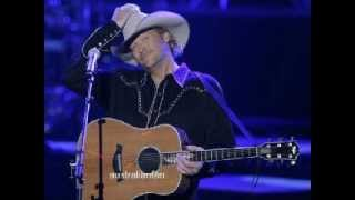 Alan Jackson  ~A House With No Curtains