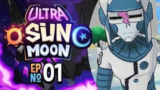 """THE SUN GOES DOWN"" Pokémon Ultra Sun & Ultra Moon Let's Play Ep 1 w/ TheKingNappy!"