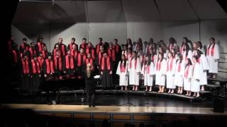 Kay Thompson's Jingle Bells - SLHS Mens and Womens Choir