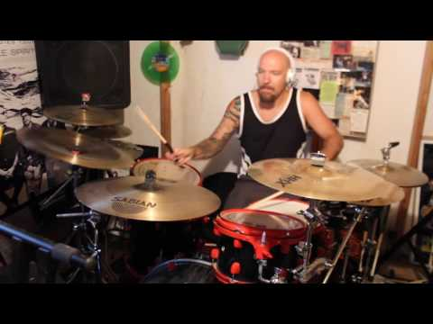 "Drum Cover of ""Everything You Love Will Someday Die"" by Cage9..."