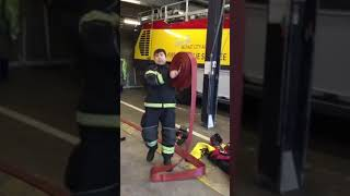 World Of Work – Rory Goldring – George Best Belfast City Airport Fire Service