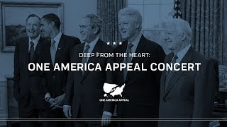 Deep from the Heart: Hurricane Relief Concert with Former Presidents