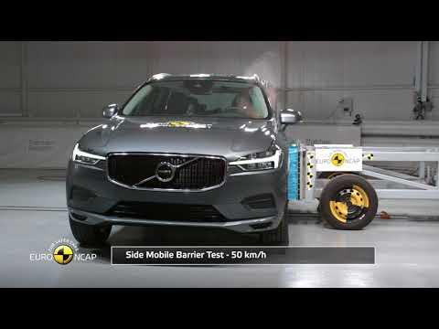 NCAP: Volvo XC60