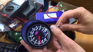 AutoGauge Датчик Охлаждающей Жидкости - AutoGauge Cooling Fluid Device