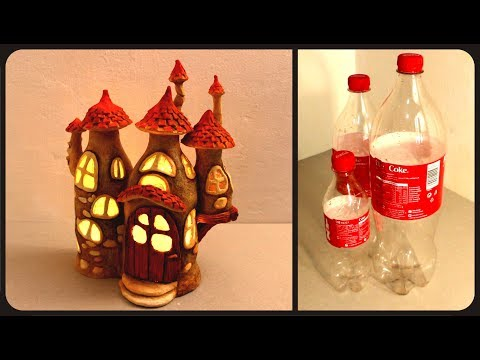 Download ❣DIY Fairy House Lamp Using Coke Plastic Bottles❣ HD Mp4 3GP Video and MP3