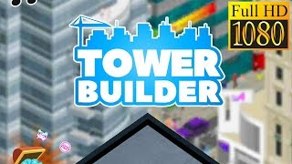 Tower Builder: Build It Game Review 1080P Official Artik Games Arcade