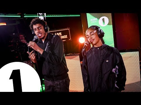 Aj Tracey Amp Jorja Smith Cover Flowers Sunship Remix In The Live Lounge