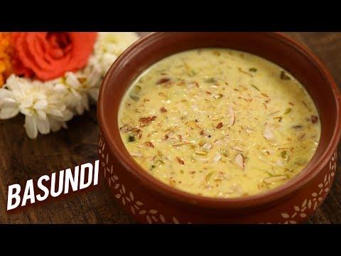 Basundi | Gudi Padwa Special | Traditional Maharashtrian Dessert | Sweet Milk Basundi |Varun Inamdar