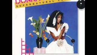 Donna Summer (Cats without Claws Singles) - 02 - Supernatural Love (Extended Dance Remix)