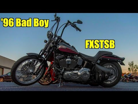 mp4 Harley Davidson Bad Boy, download Harley Davidson Bad Boy video klip Harley Davidson Bad Boy