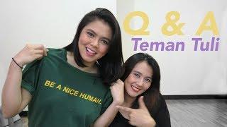 Q&A dengan Teman Tuli Amanda - Rani Ramadhany Video thumbnail